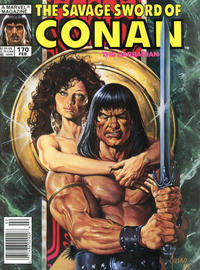Cover Thumbnail for The Savage Sword of Conan (Marvel, 1974 series) #170
