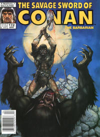 Cover Thumbnail for The Savage Sword of Conan (Marvel, 1974 series) #172