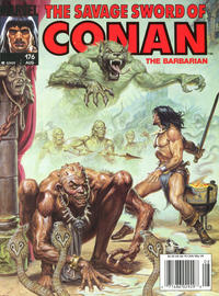 Cover Thumbnail for The Savage Sword of Conan (Marvel, 1974 series) #176