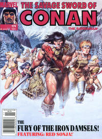 Cover Thumbnail for The Savage Sword of Conan (Marvel, 1974 series) #179