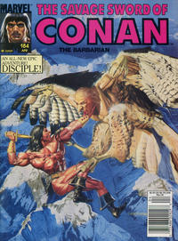 Cover Thumbnail for The Savage Sword of Conan (Marvel, 1974 series) #184