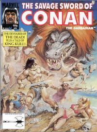 Cover Thumbnail for The Savage Sword of Conan (Marvel, 1974 series) #196