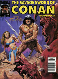 Cover Thumbnail for The Savage Sword of Conan (Marvel, 1974 series) #198