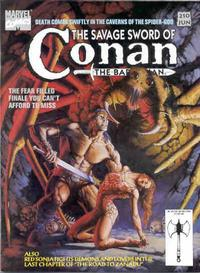 Cover Thumbnail for The Savage Sword of Conan (Marvel, 1974 series) #210