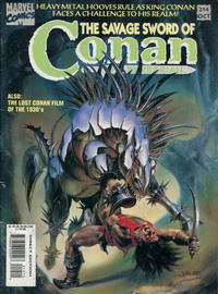 Cover Thumbnail for The Savage Sword of Conan (Marvel, 1974 series) #214