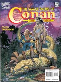 Cover Thumbnail for The Savage Sword of Conan (Marvel, 1974 series) #215
