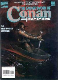 Cover Thumbnail for The Savage Sword of Conan (Marvel, 1974 series) #221