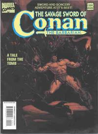 Cover Thumbnail for The Savage Sword of Conan (Marvel, 1974 series) #224