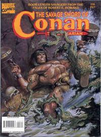 Cover Thumbnail for The Savage Sword of Conan (Marvel, 1974 series) #226
