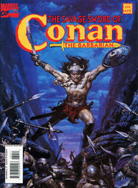Cover Thumbnail for The Savage Sword of Conan (Marvel, 1974 series) #232