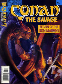 Cover Thumbnail for Conan the Savage (Marvel, 1995 series) #7