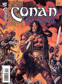 Cover Thumbnail for Conan the Savage (Marvel, 1995 series) #10