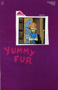 Cover Thumbnail for Yummy Fur (Vortex, 1986 series) #2