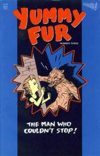 Cover Thumbnail for Yummy Fur (Vortex, 1986 series) #3