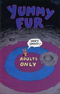 Cover Thumbnail for Yummy Fur (Vortex, 1986 series) #5