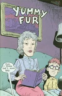 Cover Thumbnail for Yummy Fur (Vortex, 1986 series) #6