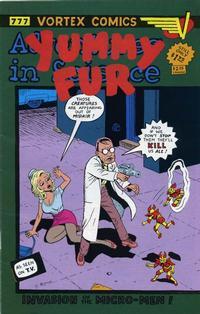 Cover Thumbnail for Yummy Fur (Vortex, 1986 series) #7