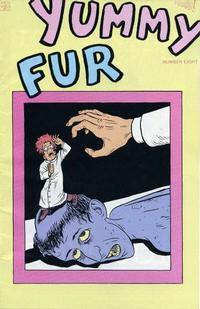 Cover Thumbnail for Yummy Fur (Vortex, 1986 series) #8