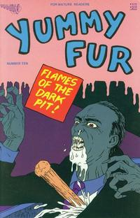 Cover Thumbnail for Yummy Fur (Vortex, 1986 series) #10