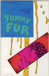 Cover Thumbnail for Yummy Fur (Vortex, 1986 series) #11