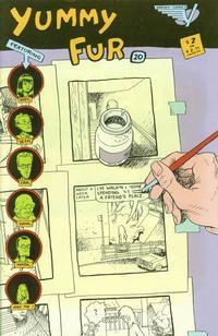 Cover Thumbnail for Yummy Fur (Vortex, 1986 series) #20