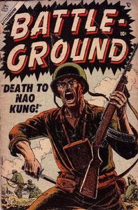 Cover Thumbnail for Battleground (Marvel, 1954 series) #3