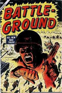 Cover Thumbnail for Battleground (Marvel, 1954 series) #4