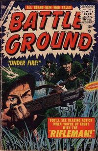 Cover Thumbnail for Battleground (Marvel, 1954 series) #7