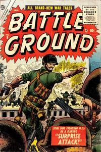 Cover Thumbnail for Battleground (Marvel, 1954 series) #9