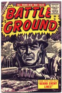 Cover Thumbnail for Battleground (Marvel, 1954 series) #10