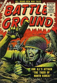 Cover Thumbnail for Battleground (Marvel, 1954 series) #12