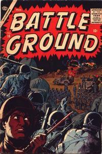 Cover Thumbnail for Battleground (Marvel, 1954 series) #16