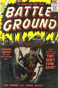 Cover Thumbnail for Battleground (Marvel, 1954 series) #18