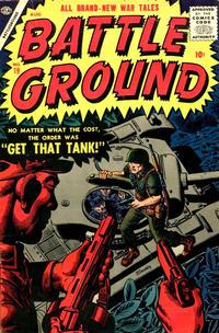 Cover Thumbnail for Battleground (Marvel, 1954 series) #19