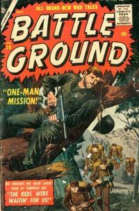 Cover Thumbnail for Battleground (Marvel, 1954 series) #20