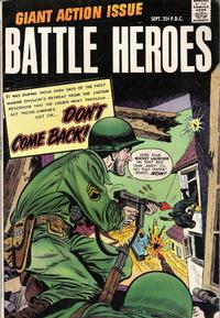 Cover Thumbnail for Battle Heroes (Stanley Morse, 1966 series) #1