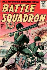 Cover Thumbnail for Battle Squadron (Stanley Morse, 1955 series) #4
