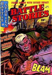 Cover Thumbnail for Battle Stories (Fawcett, 1952 series) #7