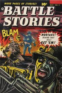 Cover Thumbnail for Battle Stories (Fawcett, 1952 series) #9