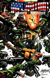 Cover Thumbnail for Superpatriot: Liberty & Justice (Image, 1995 series) #1