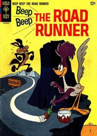 Cover Thumbnail for Beep Beep the Road Runner (Western, 1966 series) #1