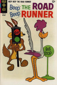 Cover Thumbnail for Beep Beep the Road Runner (Western, 1966 series) #5