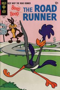 Cover Thumbnail for Beep Beep the Road Runner (Western, 1966 series) #7