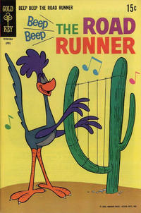 Cover Thumbnail for Beep Beep the Road Runner (Western, 1966 series) #11