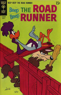 Cover Thumbnail for Beep Beep the Road Runner (Western, 1966 series) #13