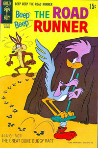 Cover Thumbnail for Beep Beep the Road Runner (Western, 1966 series) #14