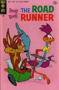 Cover Thumbnail for Beep Beep the Road Runner (Western, 1966 series) #17