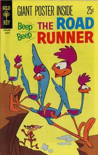 Cover Thumbnail for Beep Beep the Road Runner (Western, 1966 series) #19