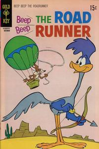 Cover Thumbnail for Beep Beep the Road Runner (Western, 1966 series) #20