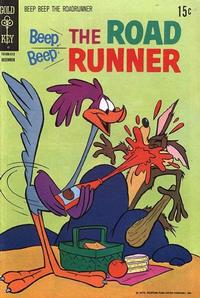 Cover Thumbnail for Beep Beep the Road Runner (Western, 1966 series) #21